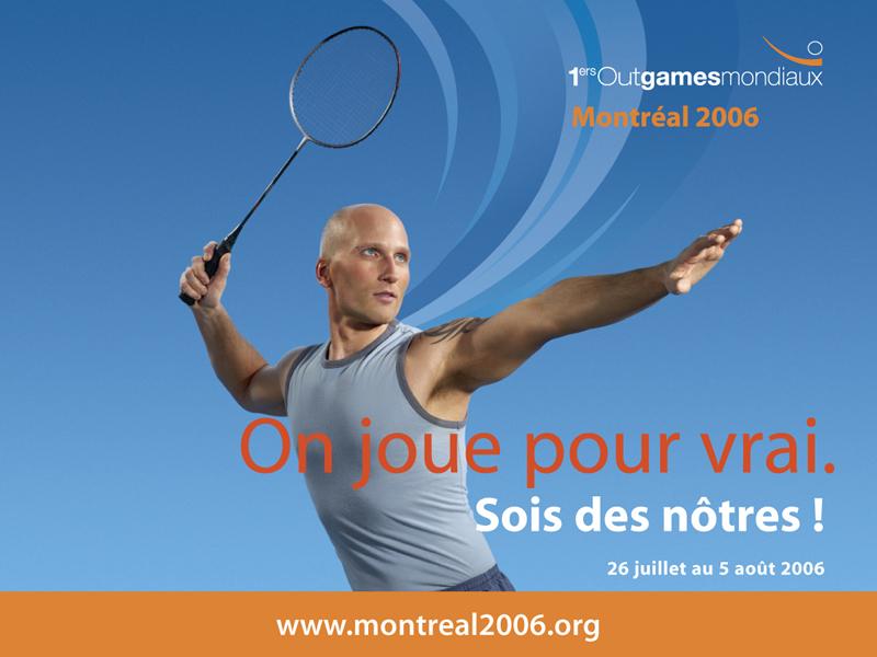 badminton wallpaper. Wallpaper | Outgames Montréal